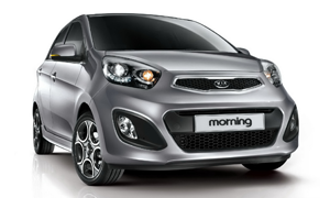 Car Hire Rhodes Kia Picanto