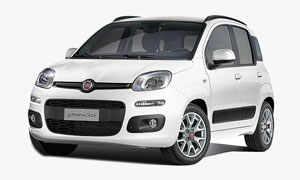 Car Hire Rhodes Fiat Panda