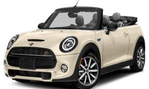 Car Hire Rhodes Mini Cooper Cabrio Auto