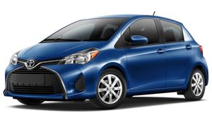 Car Hire Rhodes Toyota Yaris Diesel